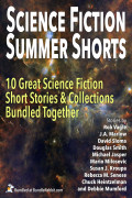 Science Fiction Summer Shorts cover