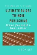 Ultimate Guides to Indie Publishing cover